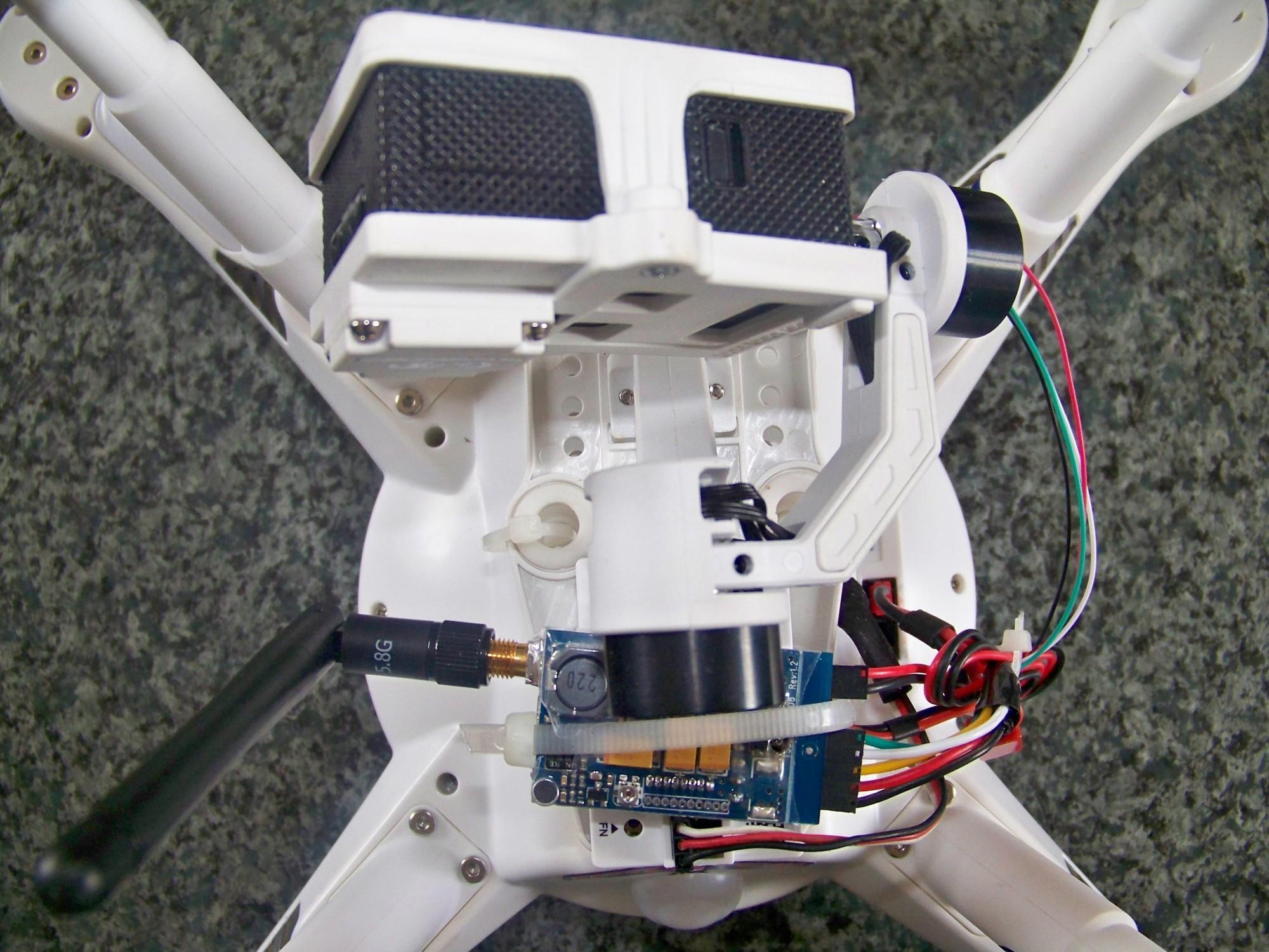 Boscam T353 5.8ghz