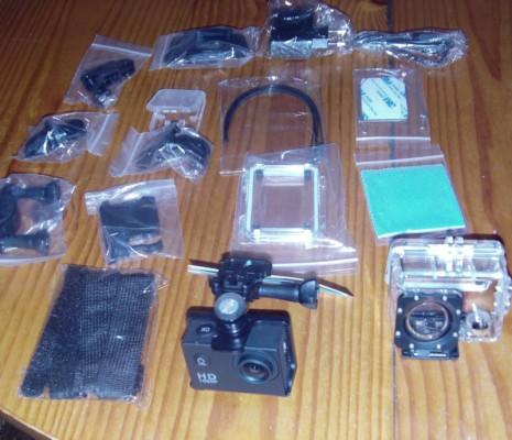 nouvelle caméra syma X8W