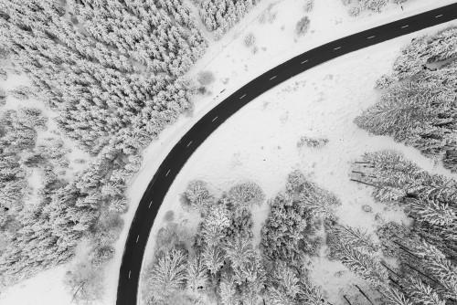 Ardenne sous la neige 1