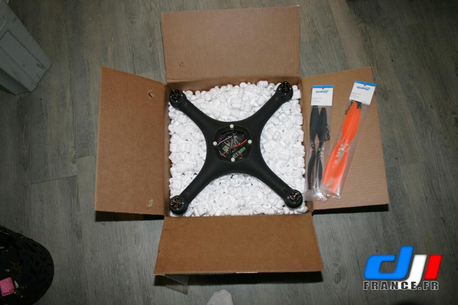 Aquacopters (Multirotor Etanche 100% Waterproof)