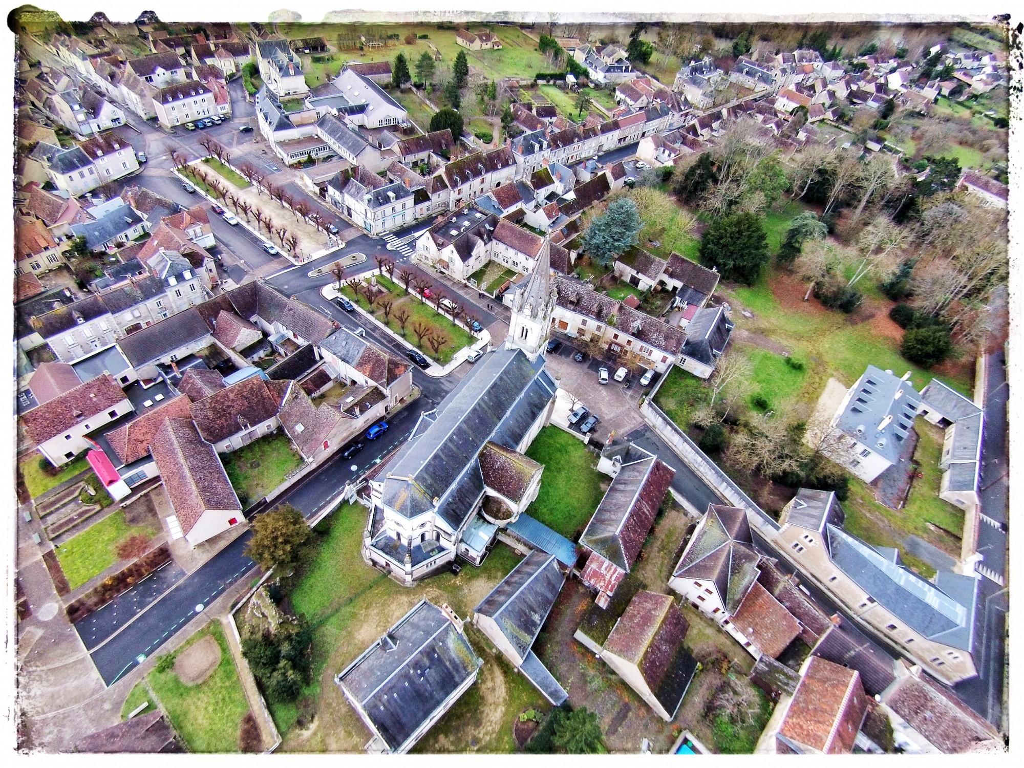 Village de Touraine