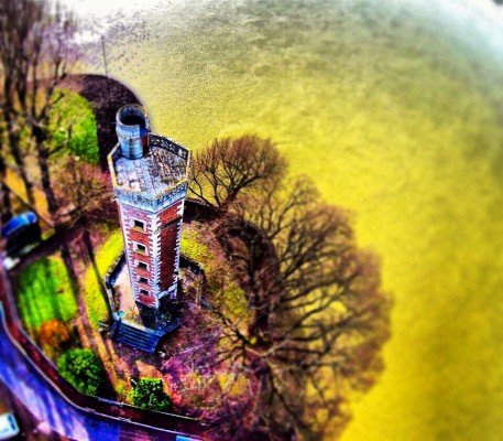 Une tour en ville