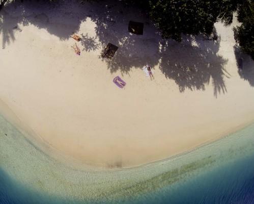 Pulau Pagang Beach