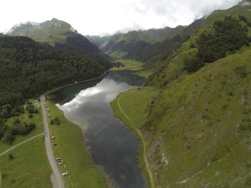 lac d'estaing hautes -pyrénées (65)