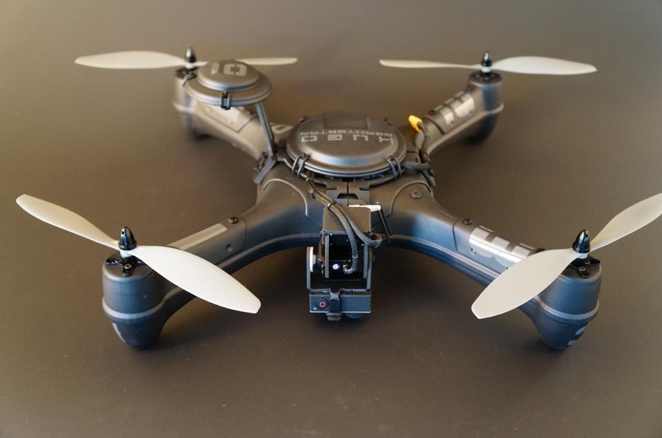Drone 100% étanche waterproof