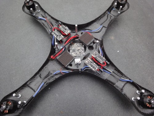 Châssis MultiRotor Waterproof