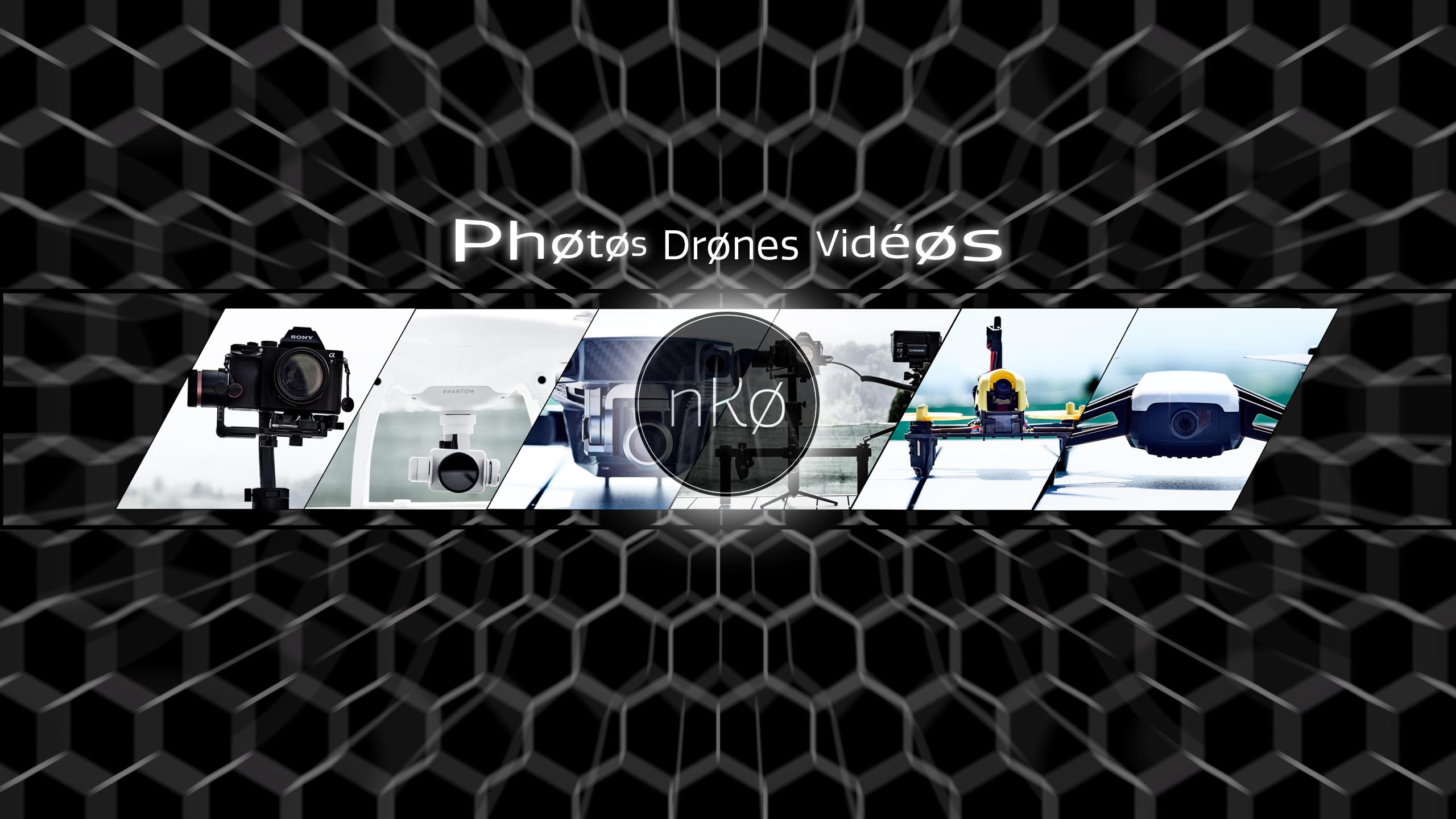 Chaîne Youtube Drone - nKø