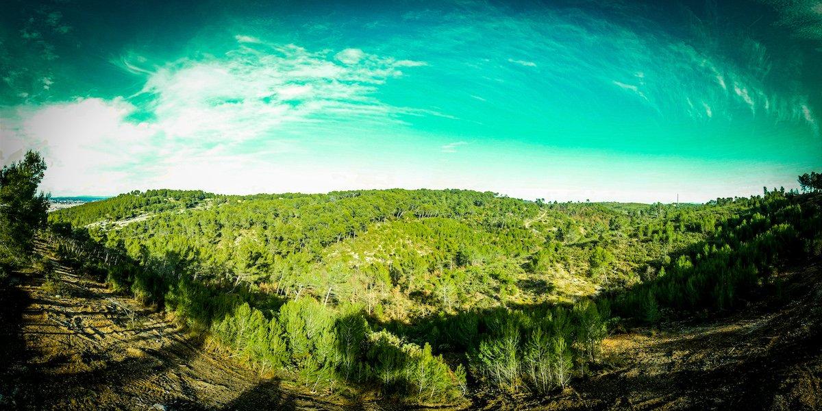 Panorama Anafi