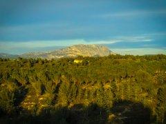 Saint Victoire Aix-en-Provence